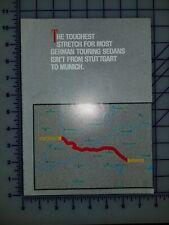 Ford Merkur XR4Ti Scorpio Brochure