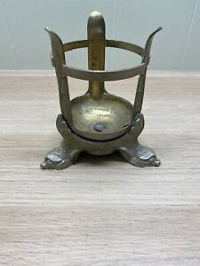METAL SANCTUARY LAMP STAND / GLASS HOLDER