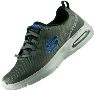 Skechers Air Cooled Memory Foam DYNA - AIR Mens Running Gym Fashion Trainers CHR