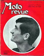 MOTO REVUE . N° 1822 . 21 janvier 1967 . Denis Portal .