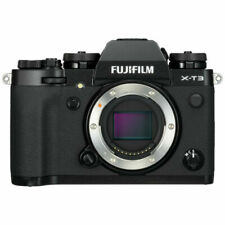 Fujifilm X-T3 26.1MP Mirrorless Digital Camera -Black