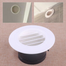 100mm ABS Plastic Air Vent Inlet Outlet Exhaust Grille Cover Wall Ventilation