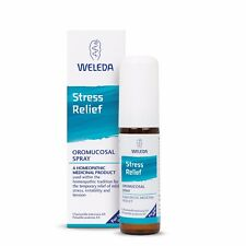 Weleda stress relief Spray - Homeopathic temporary relief of mild stress