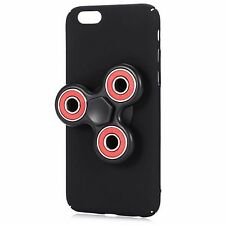Black Ultra-Thin IPhone 6/6S  Case Cover & Hand Spinner Toy