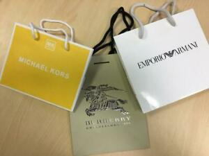Emporio Armani / Burberry / Michael Kors Gift Bags! Watches Jewellery Clothes UK