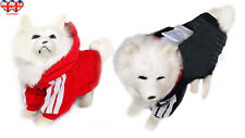 (2 in 1)Dog Hoodie+Safety Flashing Light(Removable)11 Sizes Fit Poppies/Big Dogs
