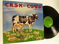 CASH COWS xtc, japan, the ruts, gillan, PIL, skids, captain beefheart LP EX+/EX-