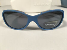 Julbo Solan Sunglasses Kid's Ages 4-6 Blue/Grey-Spectron 3+