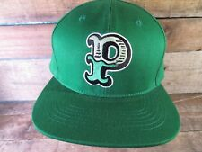 PINK DOLPHIN P Green NEW Snapback Adjustable Baseball Adult Cap Hat