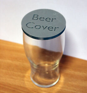 2 x Drink Cover, Pint Glass Beer / Drink Cover 2 x sizes
