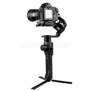 MOZA Air2 3-Axis Handheld Gimbal Stabilizer for DSLR Canon Sony  Nikon Cameras