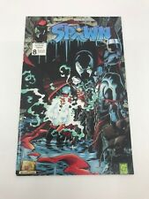 SPAWN #8 - Foreign Comic Book - 1990s 90s - MCFARLANE - ULTRA RARE - 8.0 VF