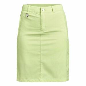 Rohnisch Ladies Active Skort in Lime Green SAVE 28%