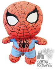 "Universal Studios Marvel Spiderman Plush 9"" NEW"