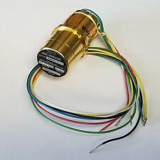 """Honeywell """"Golden Gnat"""" Rate Gyro GG440A18 / 1981"""