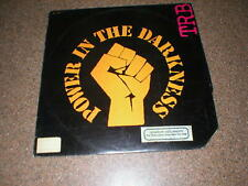 Rare ISRAELI PROMO pressing Tom Robinson Band Power In The Darkness LP New Wave