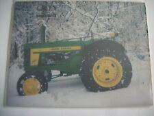 New listing John Deere Model 620 Standard Tractor Green Magazine February 1995