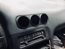 240sx (S13) Center Vent Angled Gauge Pod (3 - 60mm)