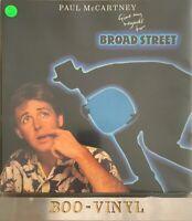 PAUL McCARTNEY Give My Regards Broad Street 1984 VINYL LP GATEFOLD ALBUM Ex+