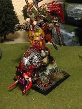Warhammer Warriors of Chaos Nurgle Lord or Champion on Mount
