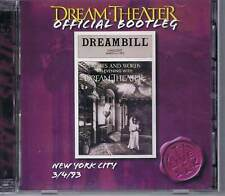 Dream Theater - New York City: Live 1993 (2-CD)   SEALED