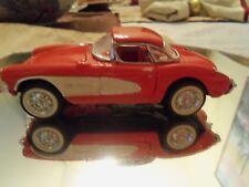 Franklin Mint 1:43 1957 Chevrolet Corvette w/brochure and packaging