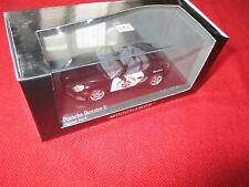 Minichamps ® 400 065692 1:43 Porsche Boxster S 2005 Highway Patrol NUOVO OVP