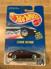 Hot Wheels: 1991, Lexus SC400, Brand New and Sealed