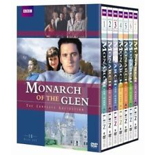 MONARCH OF THE GLEN: The Complete Collection DVD 18-Disc Box Set
