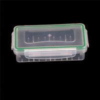 18650/16340 Portable Plastic Battery Waterproof Case Holder Storage box FB