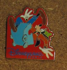 B3 Pin Disney Goofy Disneyland Paris Falling Of Wagon