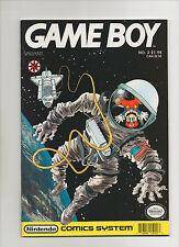 Game Boy #1 - Mario In Space Cover - (Grade 9.2) 1990