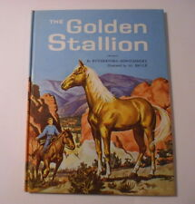 The Golden Stallion, Rutherford Montgomery, Grosset, 1962, 7th Printing