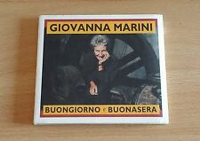 GIOVANNA MARINI - BUONGIORNO & BUONASERA - CD COME NUOVO (MINT)