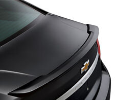 #534 PRIMERED FACTORY STYLE SPOILER fits the 2014 - 2018 CHEVROLET IMPALA