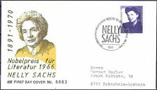 BRD 1991: Nelly Sachs! FDC n. 1575! timbro Berlino! 1a