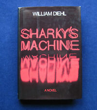 SHARKY'S MACHINE - SIGNED by Film's Actor BILLY SCORE