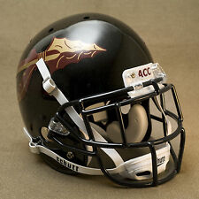 FLORIDA STATE SEMINOLES Schutt XP Full Size AUTHENTIC Gameday Football Helmet