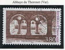 TIMBRE FRANCE OBLITERE N° 3020 ABBAYE DU THORONET / Photo non contractuelle
