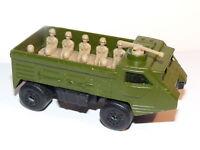Objets de Collection militaire transport de troupe Matchbox