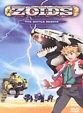 Zoids The Battle Begins (DVD, 2002)