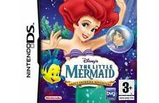 Disney The Little Mermaid: Ariel's Undersea Adventure (Nintendo DS, 2006)