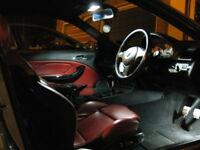 BMW 3 SERIES E46 Convertible Vert LED Xenon White Lights Bulbs INTERIOR KIT