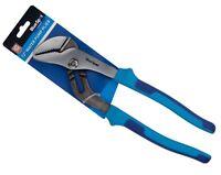 """Bluespot 300mm Plumbers Waterpump Pipe Wrench Pliers Grips Jaw Water Pump 12"""""""