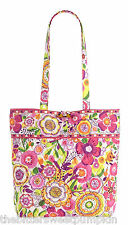 VERA BRADLEY~AUTHENTIC~TOTE BAG IN HTF CLEMENTINE~MSRP$49~CLEMENTINE~NEW W TAGS!