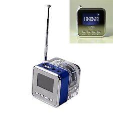 Music Angel Portable USB TF Card Sounding Speaker FM Radio MP3 PC Speaker
