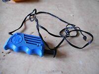 Jouef  Manette variateur de commande de voiture de circuit Bleue