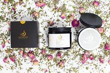 2 x Moroccan Hammam Black Soap With Olive Oil & Eucalyptus- 200 Gr each