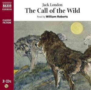 The Call of the Wild von Jack London (2009) Hörbuch 3 CD's