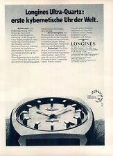 Longines-Ultra-Quartz - 1972-pubblicità con loghi pubblicità-genuineadvertising-NL-commercio di spedizione